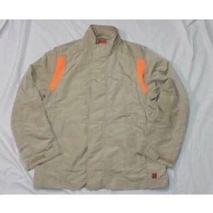 Hugo Boss Orange Label OSTOR Jacket 48 Tan Rain